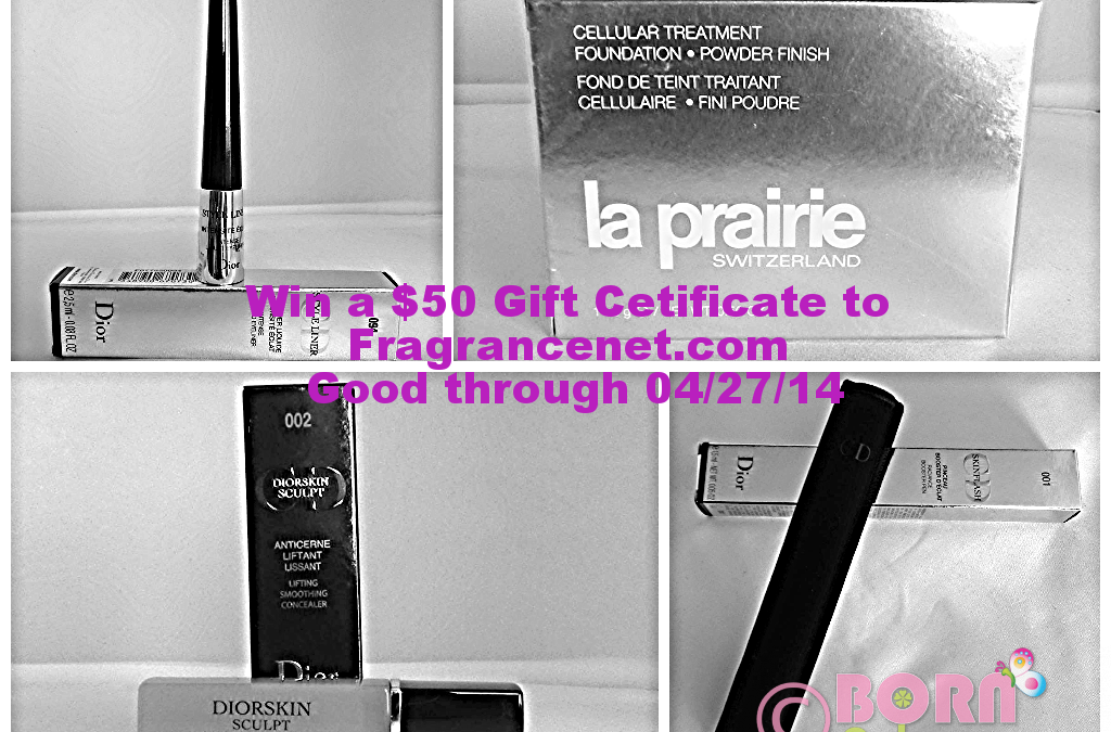 Get Ready for Summer with Fragrancenet.com  Makeup and Beauty Products- Review and Giveaway