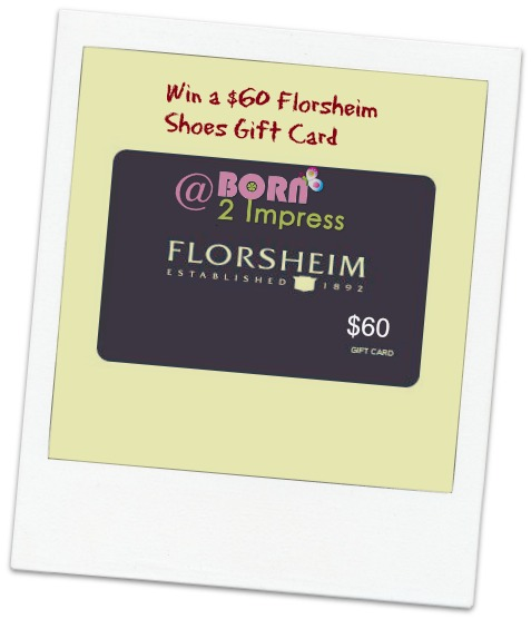 Florsheim Shoes- Style and Comfort for Men and Kids! Review and Giveaway