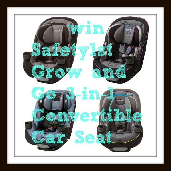 Go Safe Travel Style Convertible Car Seat Review