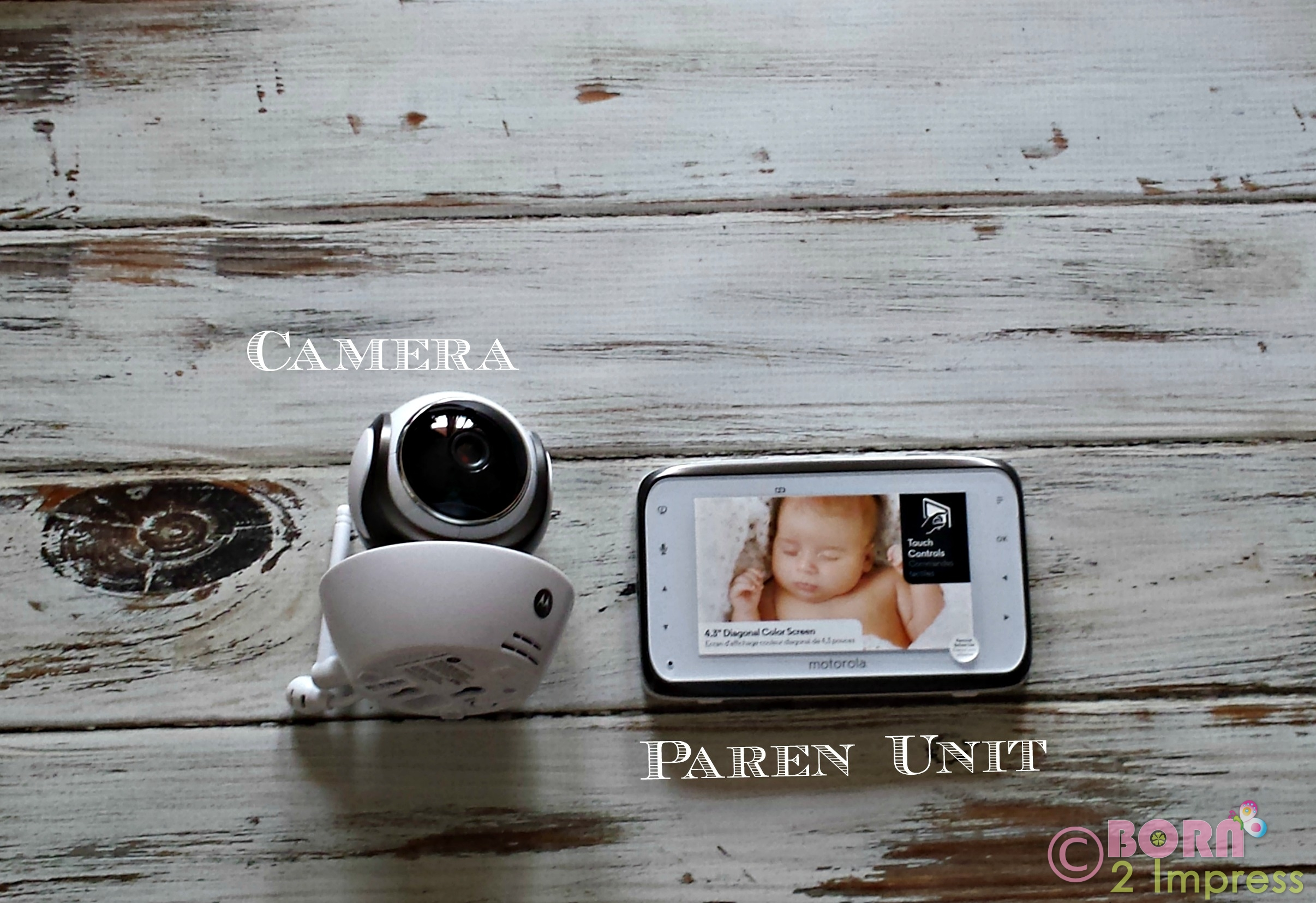 Baby safety what you need to know about the motorola - What you need to know about baby monitors for your home ...