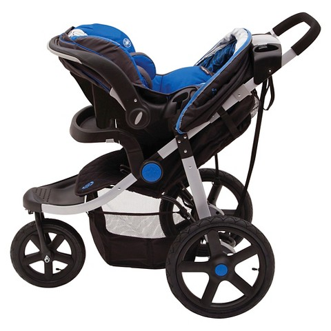 graco car seat jeep jogging stroller. Black Bedroom Furniture Sets. Home Design Ideas