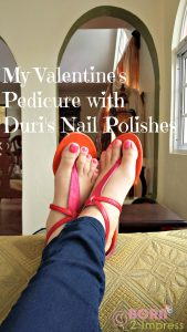 toxin-free nail polishes pedicure