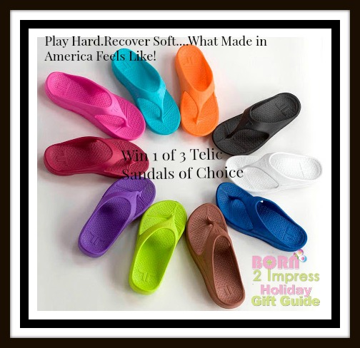 Telic Sandals Deliver Comfort in a Variety of Vibrant and Fun Colors!