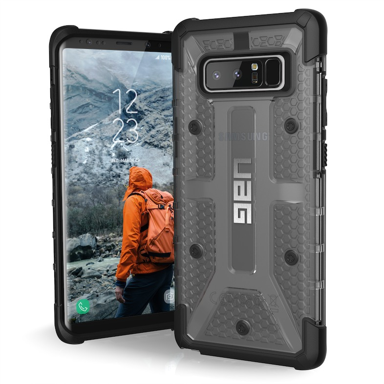 URBAN ARMOR GEAR'S NEW SERIES OF CASES FOR SAMSUNG GALAXY NOTE 8 LEAD THE WAY IN DURABILITY