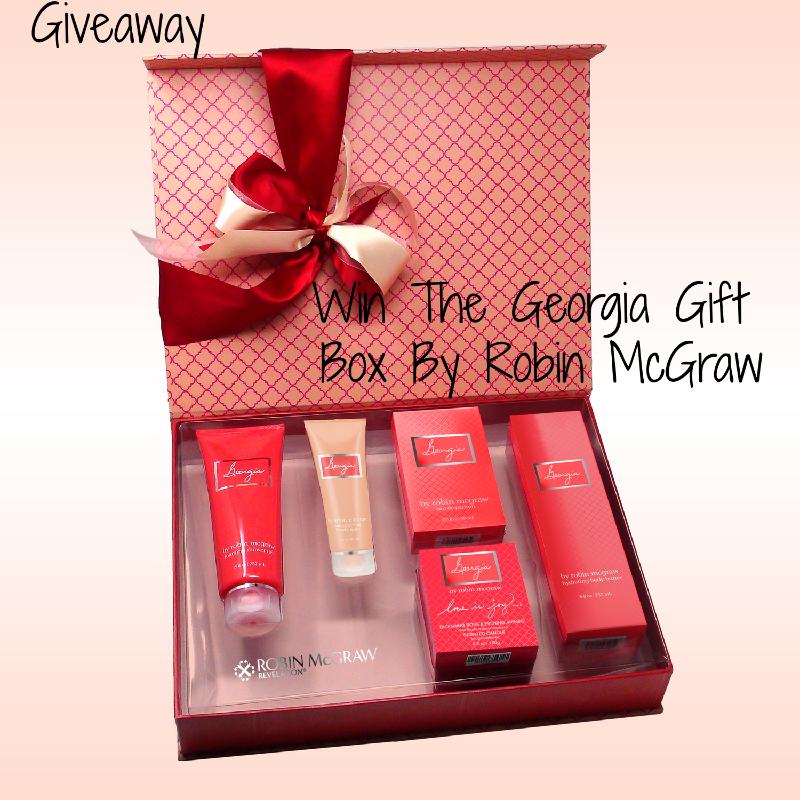 Meet Georgia by Robin McGraw – Gift Box Giveaway