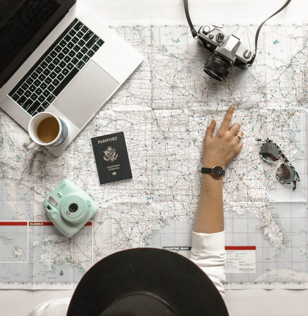 How to Pack for a Multi-City Trip