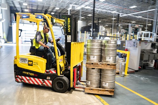 How Forklifts Increase Business Efficiency