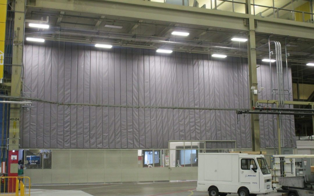 What to Know About Industrial Strip Curtain and Curtain Panels